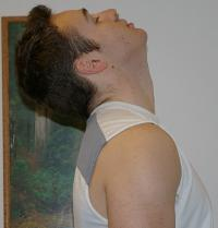 restoring vital energy to neck, healing neck