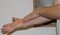 restoring vital energy to fingers, healing fingers