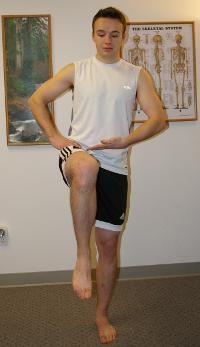 restoring vital energy to hip, healing hip